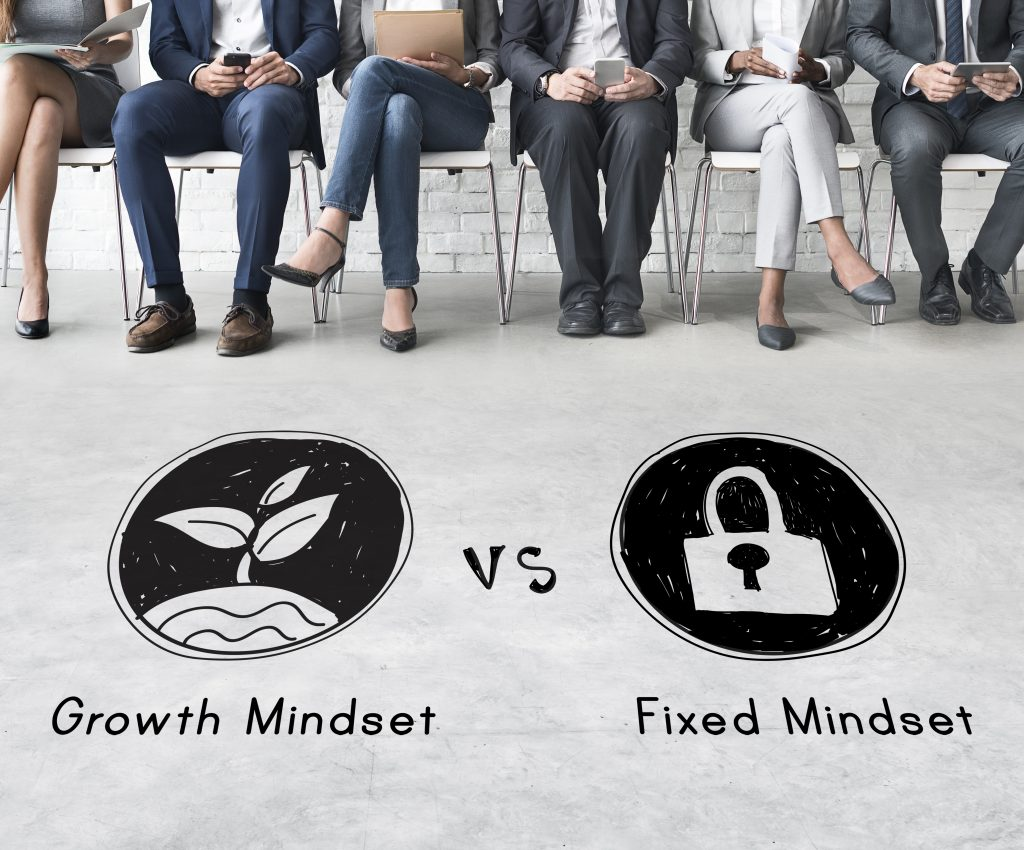 Growth mindset leaders